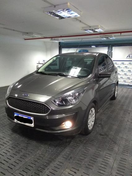 Ford Ka Se 5p 2019 Entrega Inmediata