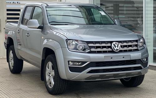 Imagen 1 de 15 de Volkswagen Amarok 2.0 Highline 4x2 Automatica 2021 0km Vw 03