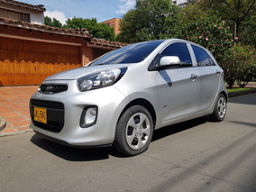 Kia Picanto R Summa 2017 1250cc Mec Impecable Full 1a