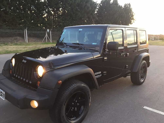 Jeep Wrangler 2010 3.8 Sport Atx Unlimited