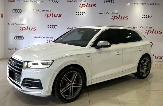 Audi Sq5 2018 5p 3.0 Tfsi Quattro Tiptronic