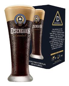 Copo Cerveja - Eisenbahn Dunkel 370 Ml