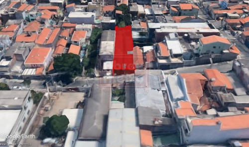 Terreno Com 500 M² Na Vila Formosa - 960