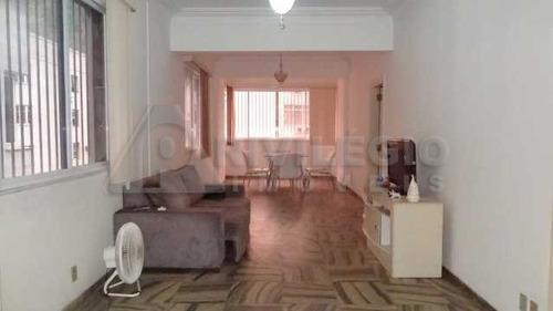 Apartamento À Venda, 3 Quartos, 1 Suíte, Copacabana - Rio De Janeiro/rj - 13740