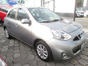Nissan March Advance Nav Titanio 2015
