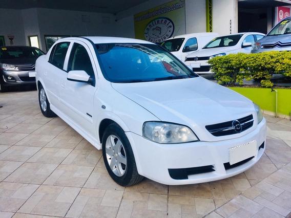Astra Sedan Advantage 2.0 Flex Branco 2007