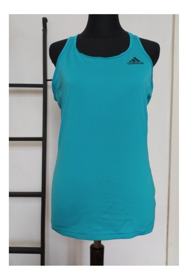 Musculosa adidas. Climalite. Running. Talle S. Impecable.