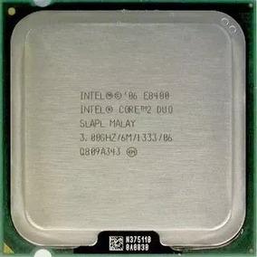 Processador Intel Core 2 Duo E8400 3.0ghz Oem 775 + Brinde !