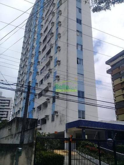 Apartamento Com 2 Dormitórios À Venda, 61 M² Por R$ 280.000 - Espinheiro - Recife/pe - Ap3221