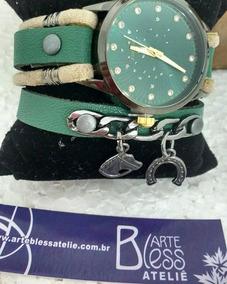 Relógio Country Customizado