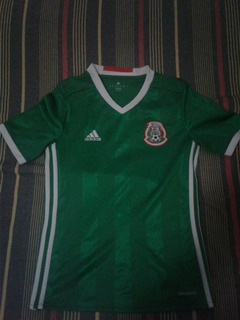 Camisa Seleção Do México Tamanho 12