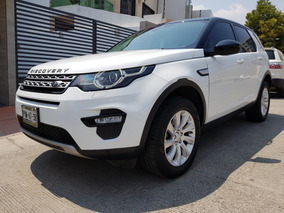 Land Rover Discovery Sport 2.0 Hse 2015