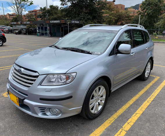 Subaru Tribeca H6 3600cc Awd 4x4 Tp At 7p 3600cc 4x4 2014