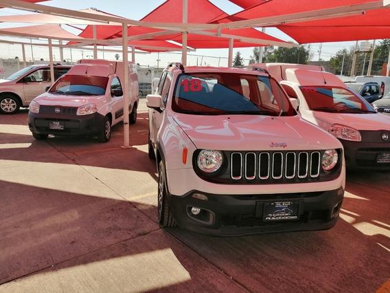 Jeep Renegade Latitud 4x2
