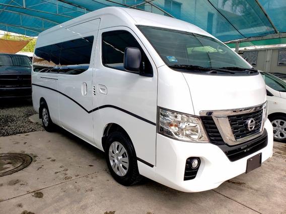 Nissan Urvan 2018 Larga 15 Pasajeros