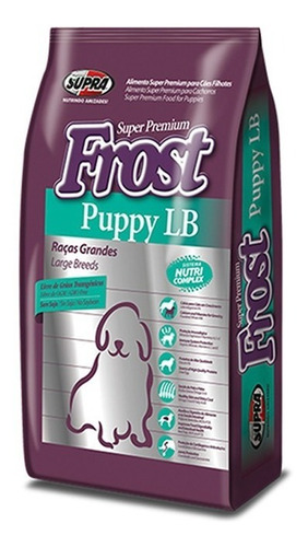 Frost Cachorro Raza Grande 15k + Envio Gratis!