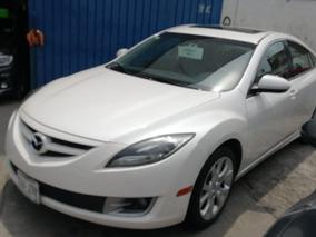 Mazda 6 2013 Grand Touring 2.3l Aa Ee Cd Rines Piel Qc