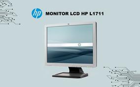 Hp Compaq Le1711 17 Lcd Monitor - 1280x1024 + Cabos