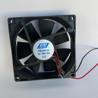 Motor Ventilador 12v Para Refrigerador Mabe G.e. Iem Nuevo