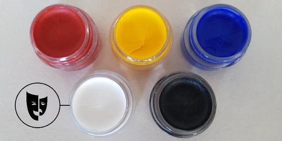 Base Cremosa Maquillaje Titi Mini Pote 5gr Blanco