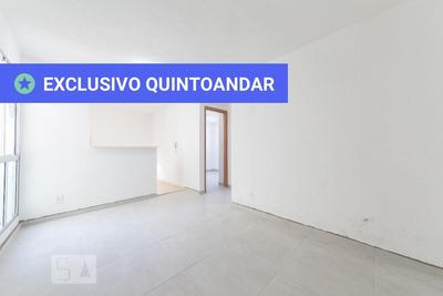 Apartamento No 4º Andar Com 2 Dormitórios E 2 Garagens - Id: 892930651 - 230651