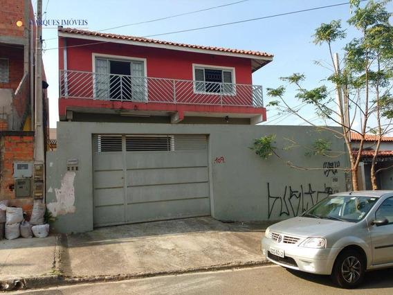 Sobrado Comercial À Venda, Jardim Nova América, Campinas. - So2696