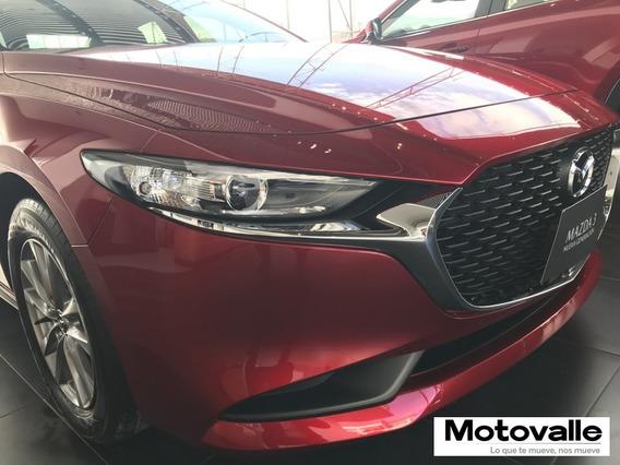 Mazda 3 7g Prime Mecanico Rojo Diamente 2020