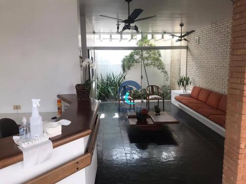 Imagem 1 de 21 de Casa À Venda, 240 M² Por R$ 2.700.000,00 - Jardim São Dimas - São José Dos Campos/sp - Ca0875
