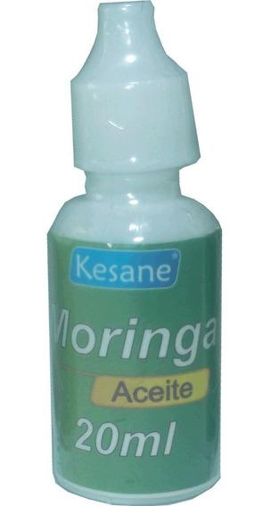 Aceite De Moringa Extra Virgen Prensado En Frio Kesane 20ml