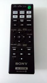 Controle Rm-amu199 Shake 33 / 55 / 77 / 99 Mhc-v5 Sony