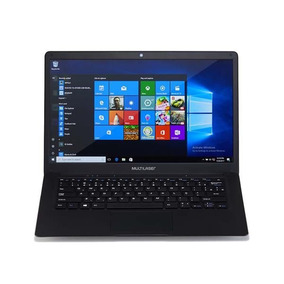 Notebook Legacy Multilaser Pc208 Windows 4gb 32gb Pt Outlet