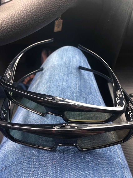 1 Par De Óculos 3d Panasonic Viera Ty-er3d4ma