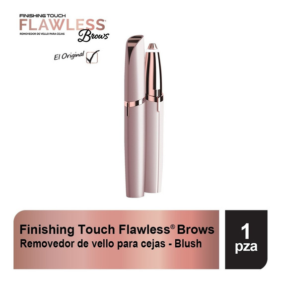 Depiladora Cejas Batería Flawless Brows Finishing Touch