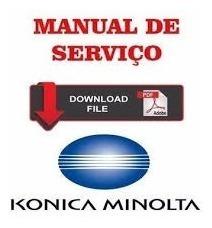 Manual De Servicio Minolta Tenemos De Todos Los Modelos