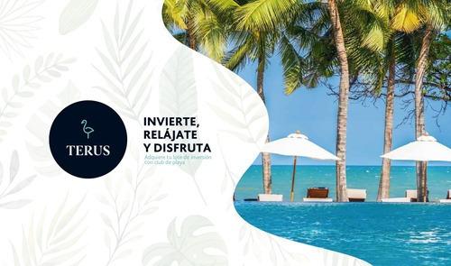 Lotes De Inversión Con Club De Playa Celestún