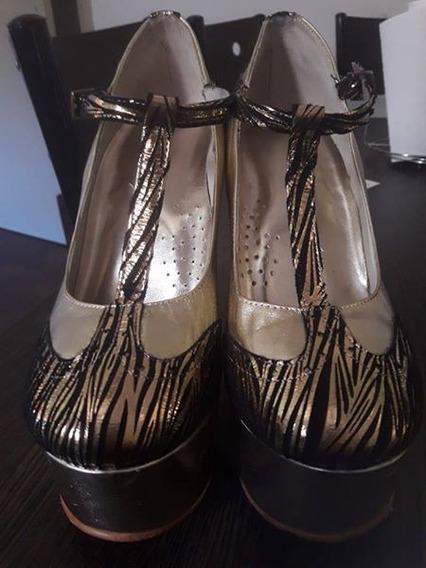 Zapatos Mary Roose Rosario