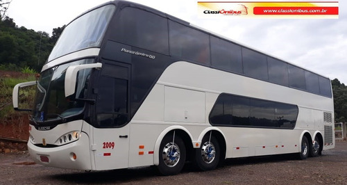 Imagem 1 de 12 de Busscar Dd Panorâmico 2001/01 Volvo B 12 400 Cv 8x2