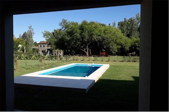 Casa En Venta Barrio Manzanares Chico- A Estrenar