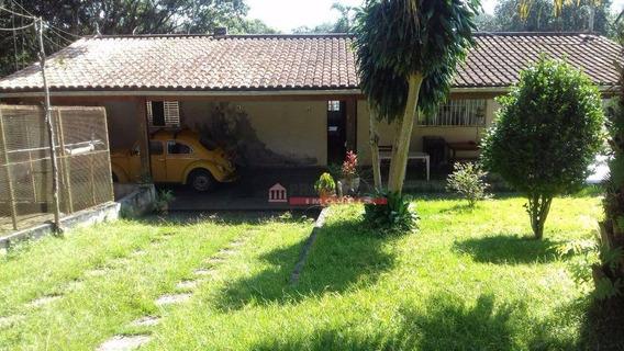 Chácara Residencial À Venda (jardim Recanto Dos Pássaros) São João Da Boa Vista - Ch0131. - Ch0131