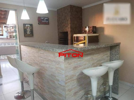 Sobrado Com 2 Dormitórios À Venda, 210 M² Por R$ 400.000,00 - Macedo - Guarulhos/sp - So2638