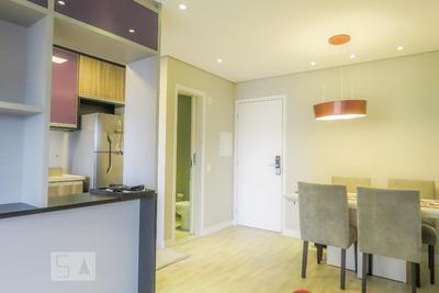 Apartamento No 26º Andar Mobiliado Com 1 Dormitório E 1 Garagem - Id: 892927433 - 227433