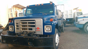 Camion International Mod 1988 Con Petrolizadora