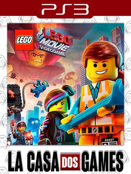 The Lego Movie Videogame - Psn Ps3 - Envio Imediato