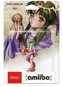 Amiibo Tiki Fire Emblem Novo Original Lacrado Menor Preço