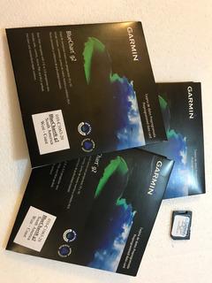 Carta Electronica Marina Garmin Bluechart G2