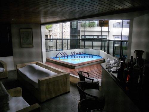 Imagem 1 de 14 de Apartamento Para Venda No Bairro Panamby Em São Paulo Â¿ Cod: Nm3266 - Nm3266