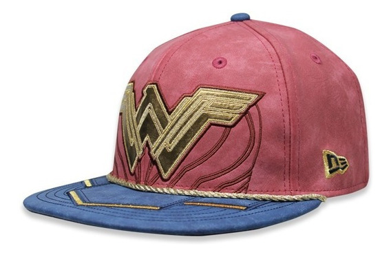 Gorra New Era 5950 Justice League Wonder Woman
