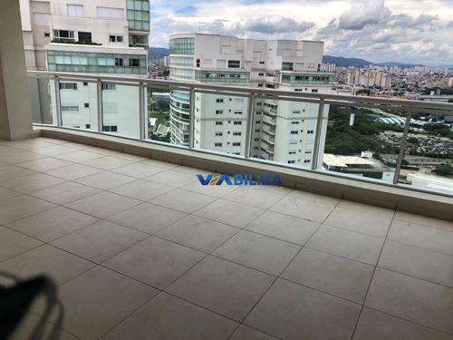 Cobertura À Venda, 349 M² Por R$ 4.807.540,00 - Jardim Das Perdizes - São Paulo/sp - Co0072