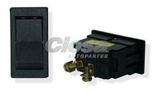 Switch Tecla Microbus 1 Paso 93600 Arrow