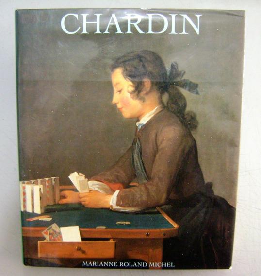 Livro - Chardin. Marianne Roland Michel. Raro 1996